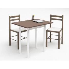 Petite table de cuisine 2 chaises