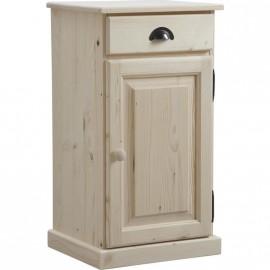 meuble-Confiturier en bois brut