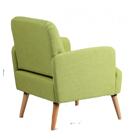 Petit fauteuil Vert