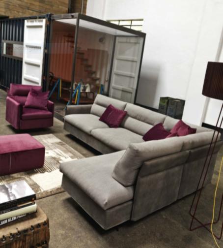 Canapé d'angle FRANCEMOBILIA