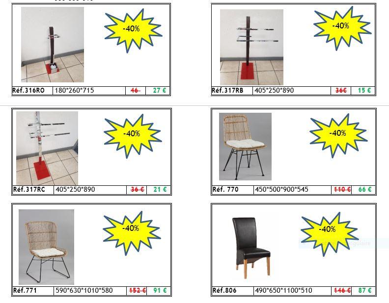 petit meubles promo