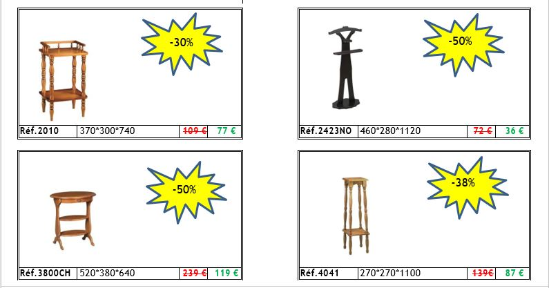 meuble a petit prix